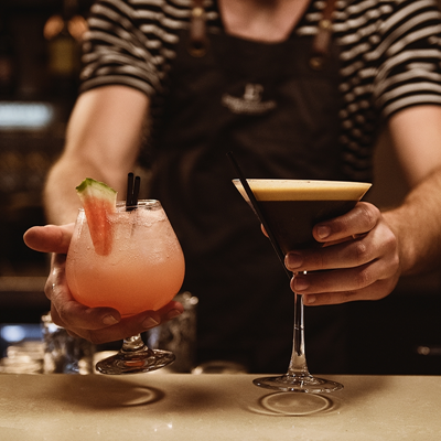 Highlights - One of the Pilbara's best drinks menus