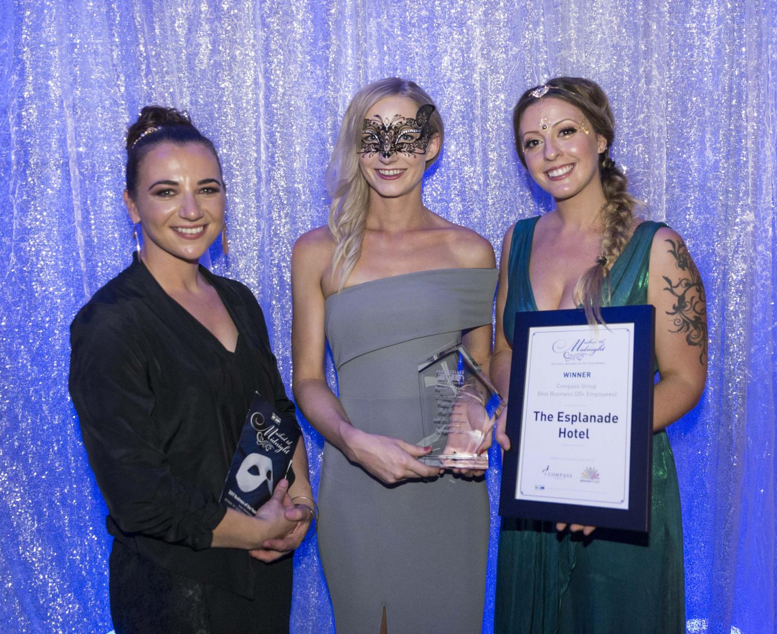 WINNER: Chamber of Commerce Business Awards