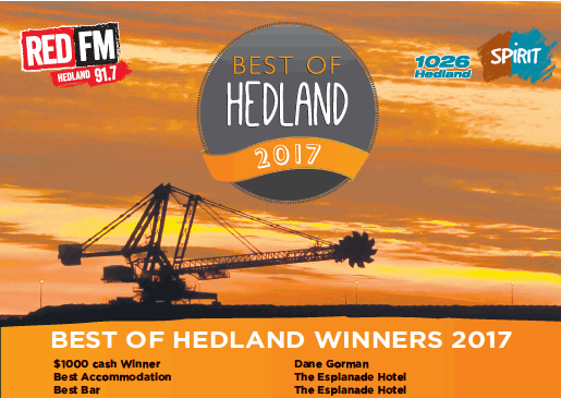 Best of Hedland Winners!
